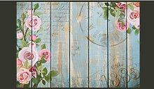 Fototapete Vintage garden 245 cm x 350 cm