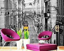 Fototapete Vintage London Street Tapete