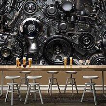 Fototapete Vlies mechanisch Leinwand Wandbild