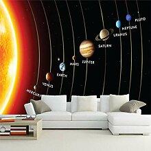 Fototapete Vlies Universumsplanet Leinwand