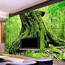 Fototapete Vlies Wanddeko Großer Baum 250CM x