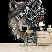 Fototapete Vlies Wolf Tapete Moderne Wanddeko