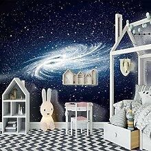Fototapete Vortex Sternenhimmel Wohnzimmer