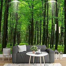 Fototapete Wald landschaft 3D Wand Dekoration