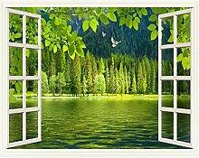 Fototapete Waldfluss Tapete Fototapeten Vlies