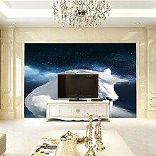 Fototapete Wandbild 120x100cm Weißes