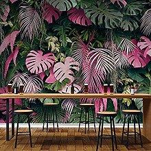 Fototapete Wandbild 3d tapete moderne rosa grün