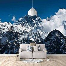 Fototapete Wandbild Blick auf den Mount Everest