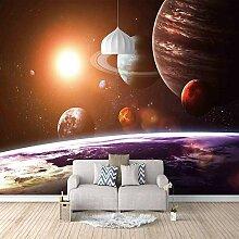 Fototapete Wandbild Galaxie des Sonnensystems