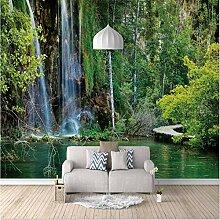 Fototapete Wandbild Kroatischer Wasserfall