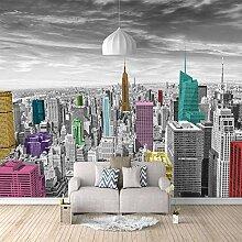 Fototapete Wandbild New York mit Blick auf die