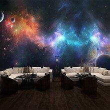 Fototapete Wandbild Sternenuniversum Galaxie
