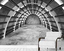 Fototapete Wandbilder 3D Effekt Erweiterungsraum