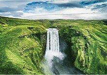 Fototapete Wasserfall 1.84 m x 254 cm East Urban