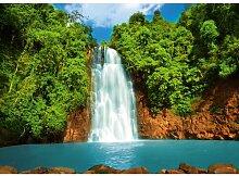 Fototapete Wasserfall 410 cm x 50 cm
