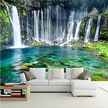 Fototapete Wasserfall Landschaft Vlies Tapete