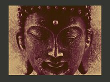Fototapete Weiser Buddha 193 cm x 250 cm East