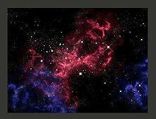Fototapete Weltall - Sterne 154 cm x 200 cm