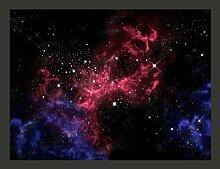 Fototapete Weltall - Sterne 193 cm x 250 cm