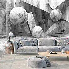Fototapete Weltraumball 3D Wandbilder Für