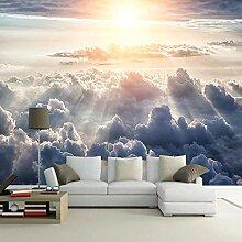 Fototapete Wolken 3D Wandbilder Für Fernseher