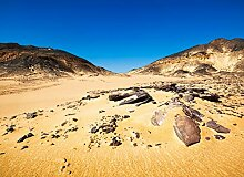 Fototapete Wüstenlandschaft Black Desert 350cm