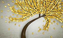 Fototapeten 3D Tapete Wandbild Abstrakter Großer