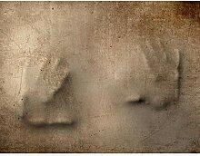 Fototapeten Abstrakt Hände 352 x 250 cm Vlies