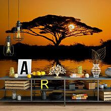 Fototapeten - Fototapete - Afrika - 336x260 cm