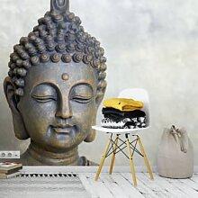 Fototapeten - Fototapete Buddha Gesicht
