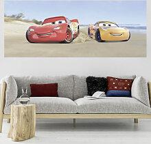 Fototapeten - Fototapete Cars 3 Evolution - Beach