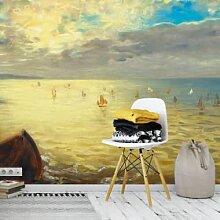 Fototapeten - Fototapete Delacroix - Das Meer