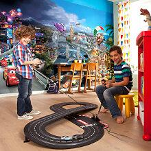 Fototapeten - Fototapete Disney Cars World