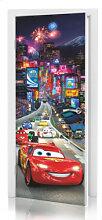Fototapeten - Fototapete Papiertapete Disney Cars