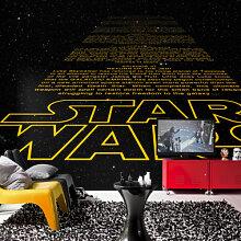Fototapeten - Fototapete Star Wars Intro