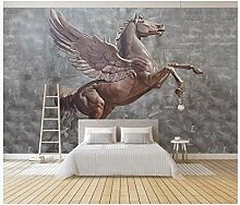 Fototapeten Wand Tapete Wohnzimmer