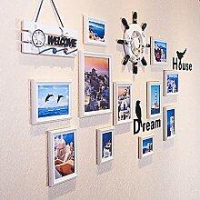 Fotowand Foto-Wand, Europäische