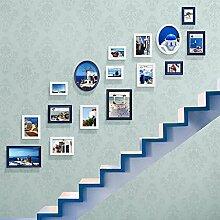 Fotowandkombination Europäischen stil Wand