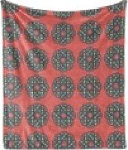 Foulard Gemütlicher Plüsch für den Innen- und