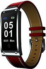 Four Fitness-Uhr-Tracker-Uhr, Activity-Tracker Mit