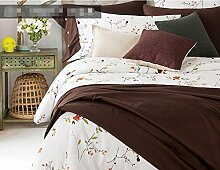 Four sets of cotton, pastoral European and American style items sets of sets