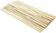 Fox Run Bamboo Schnellspanner, Bambus, Natur, 12