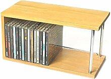 FPigSHS CD-Speicher-Rack PS4-Game-Disc-Rack