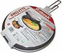 Frabosk Omelettwender/Hamburgerpfanne/Toaster