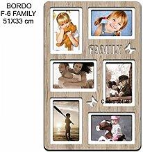Frame & Co Bilderrahmen Collage, Fotocollage aus