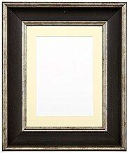 Frame Company Bilderrahmen mit elfenbeinfarbenem