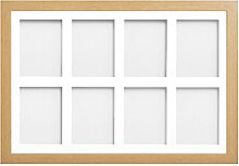 Frame Company Mehrfach-Bilderrahmen, rustikal, mit