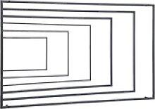 Frame Wandhalterung und Handtuchhalter