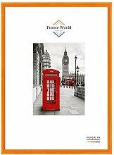 Frame World FW23 Echtholz Bilderrahmen DIN A1 für