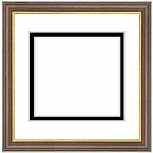 Framecraft Bilderrahmen mit Bad, 28 x 28 cm